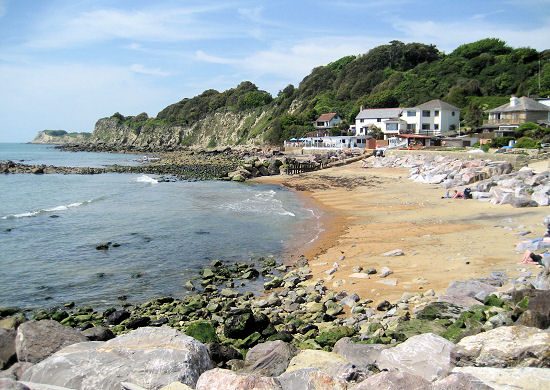 Bed and breakfast and self catering accommodation at Steephill Cove, Ventnor, Isle of Wight