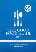Waitrose Good Food Guide 2016